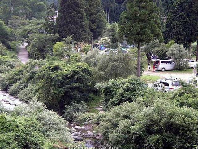 白の平オートキャンプ場 image