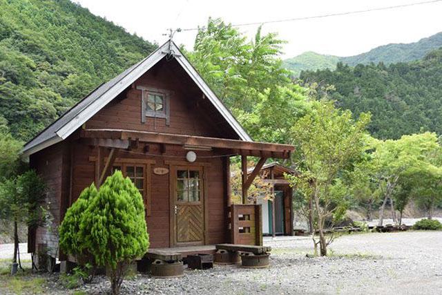 谷瀬つり橋オートキャンプ場 image