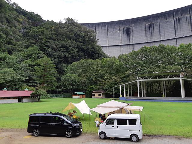 下北山スポーツ公園キャンプ場 image