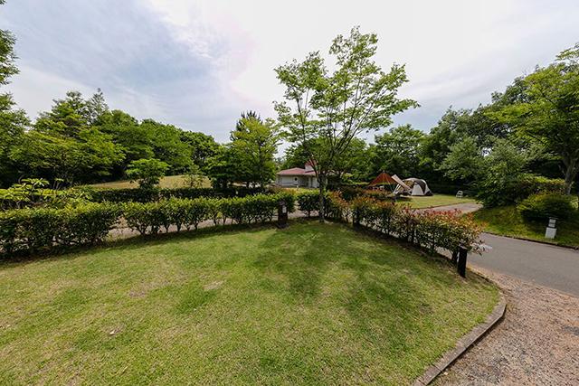 経ヶ丸オートキャンプ場 image