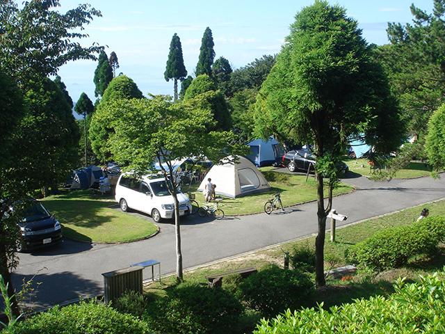 野呂山キャンプ場・オートキャンプ場 image