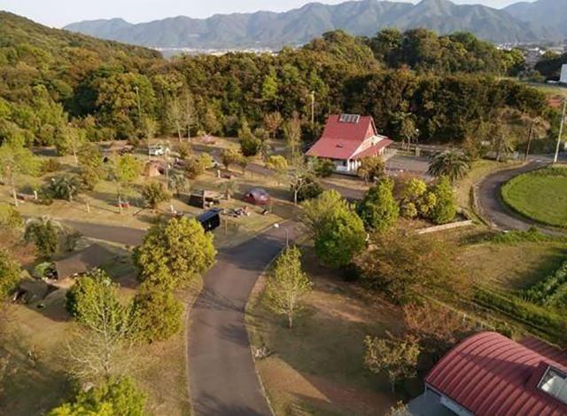 東かがわ市大池オートキャンプ場 image