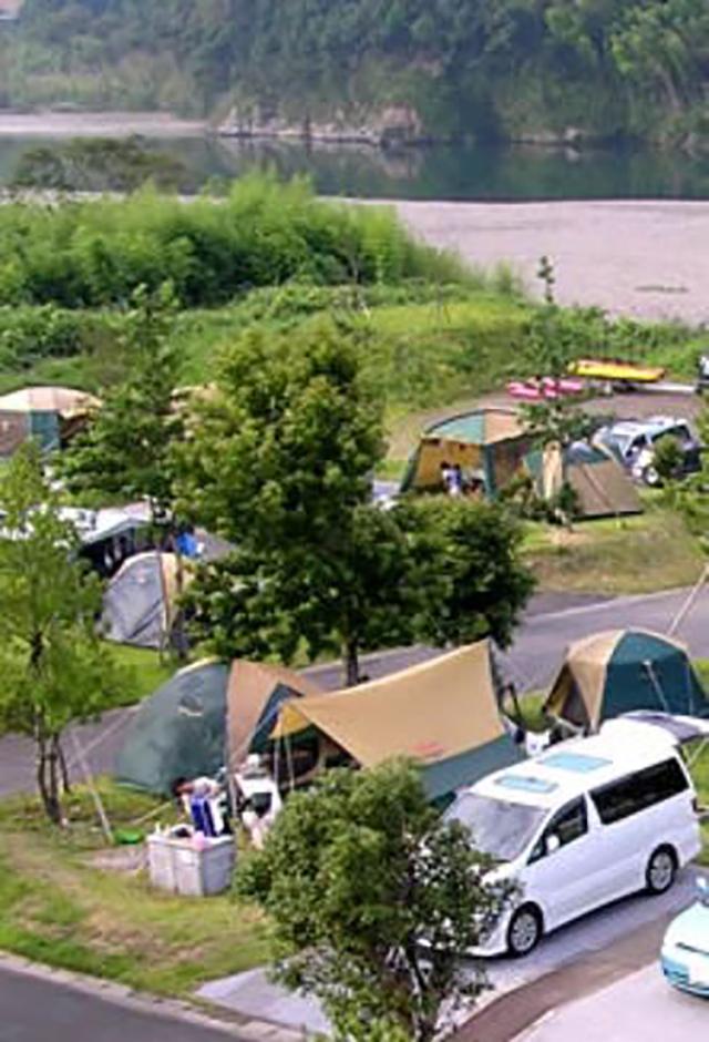 四万十カヌーとキャンプの里かわらっこ image