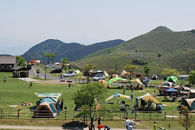 平尾台自然の郷キャンプ場 image