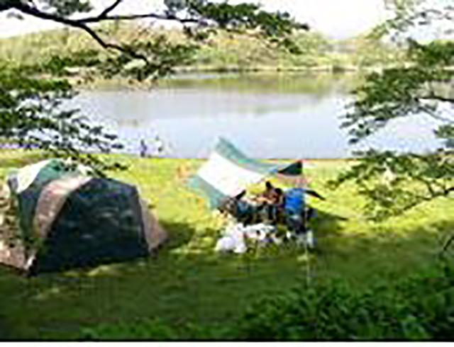 別府市営志高湖キャンプ場 image