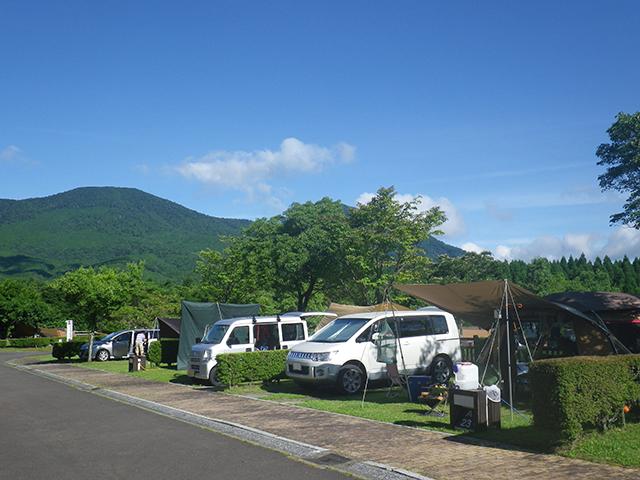 ひなもりオートキャンプ場 image