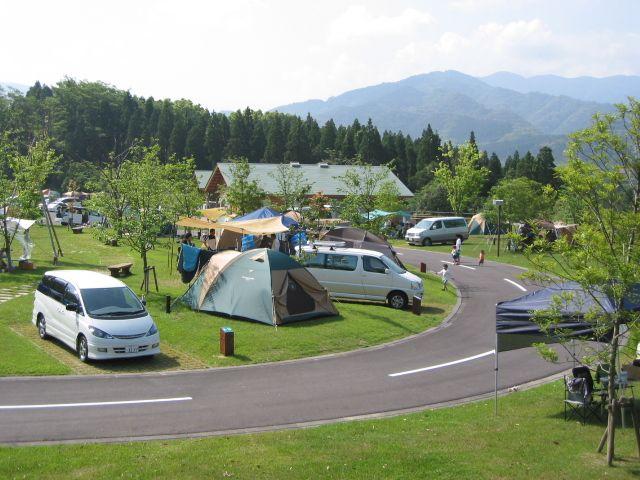 大隅広域公園オートキャンプ場 image
