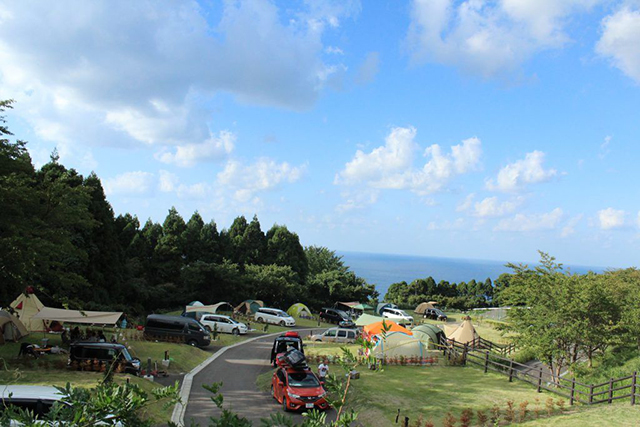 ガラガラ山キャンプ場 image
