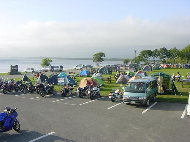 クッチャロ湖畔キャンプ場 image