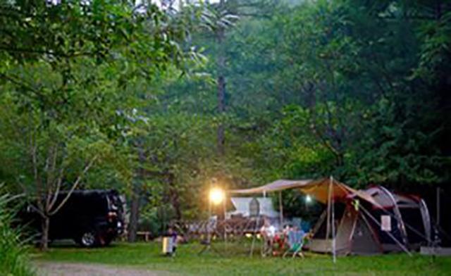 四徳温泉キャンプ場 image