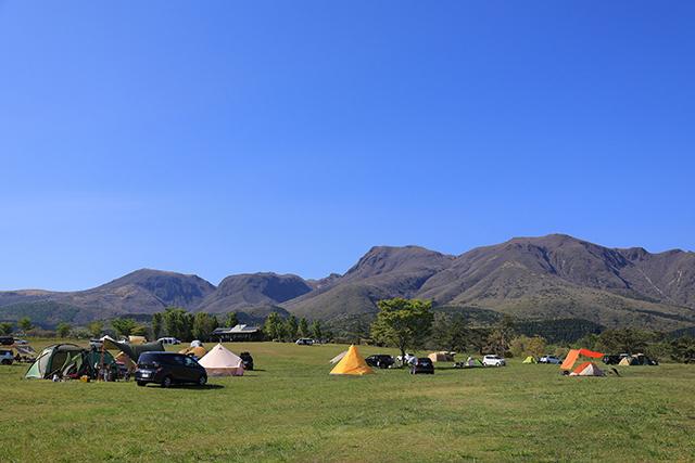 ボイボイキャンプ場 image