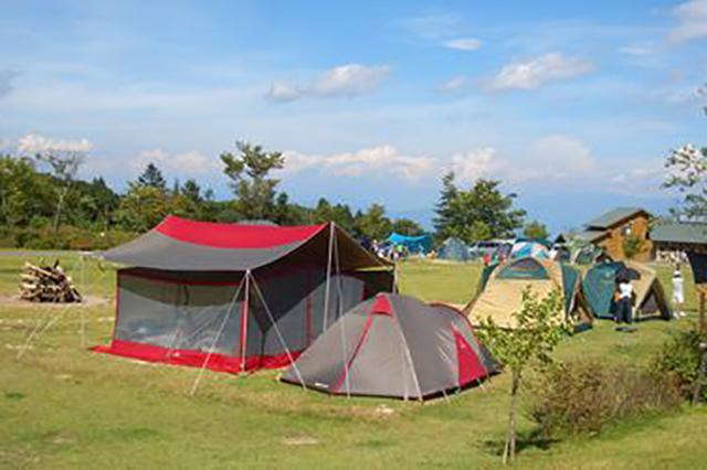 南信州広域公園 うるぎ星の森オートキャンプ場 image