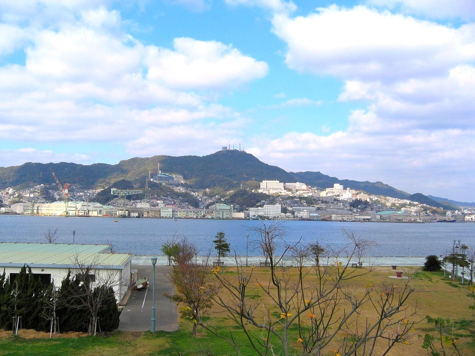 稲佐山 image