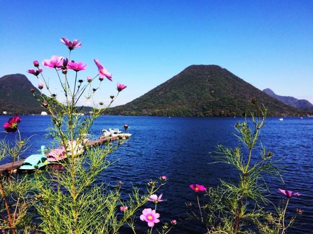 榛名山 image