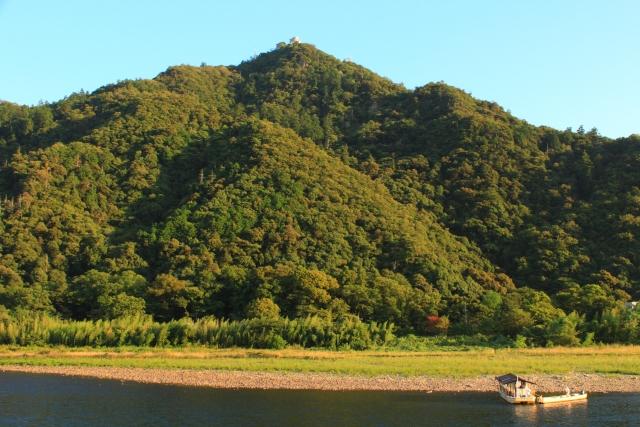 金華山 image