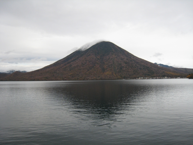 男体山 image