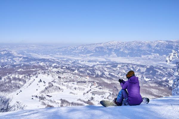 斑尾高原スキー場 image