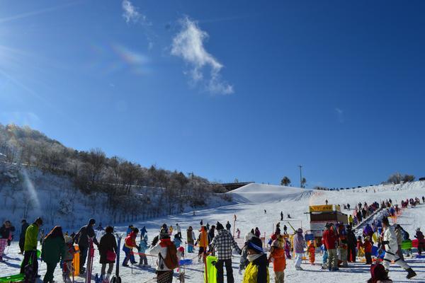 茶臼山高原スキー場 image