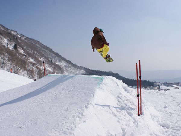 ハチ高原スキー場 image