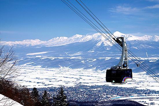 富良野スキー場 image