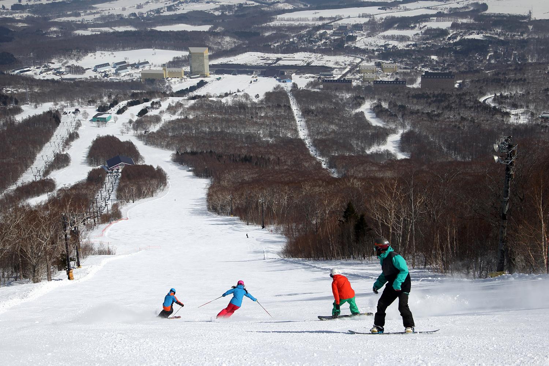 安比高原スキー場 image