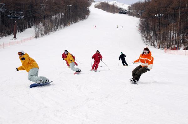 あだたら高原スキー場 image