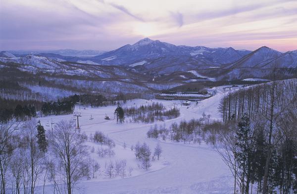 箕輪スキー場 image