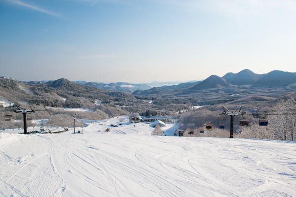 会津高原だいくらスキー場 image