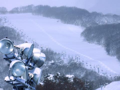 岩木山百沢スキー場 image