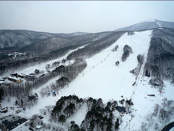 泉ヶ岳スキー場 image