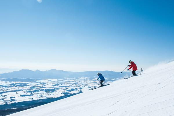 雫石スキー場 image