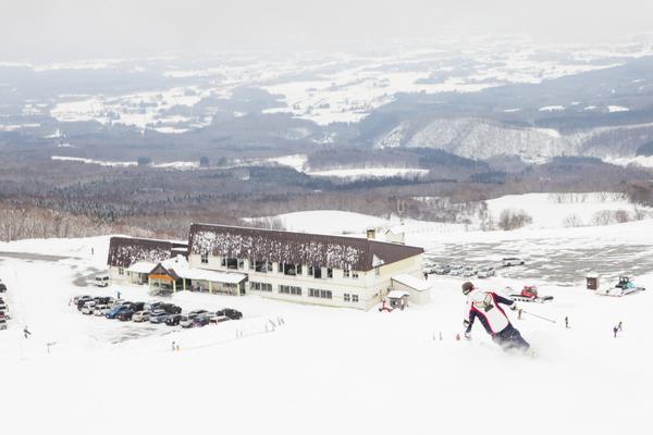 網張温泉スキー場 image