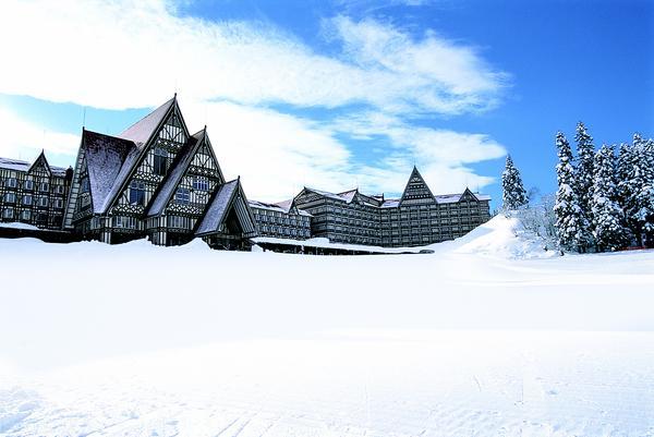 上越国際スキー場 image
