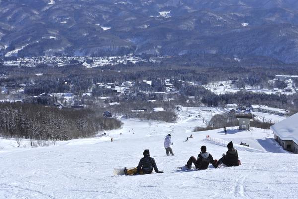 妙高高原 池の平温泉スキー場 image