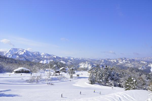 わかぶな高原スキー場 image