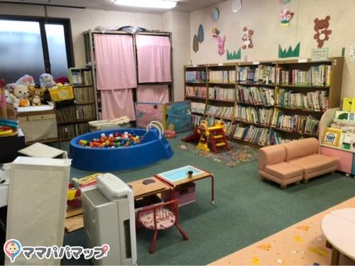 犬山市立中央児童館(1F)