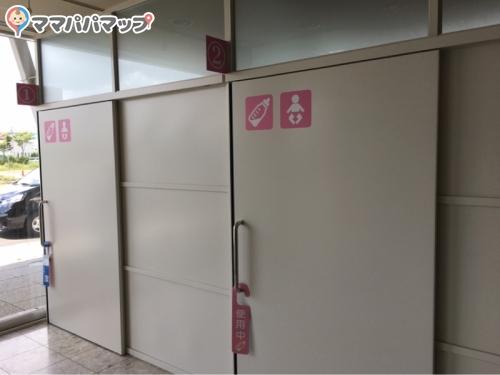 つどーむ入り口(1F)