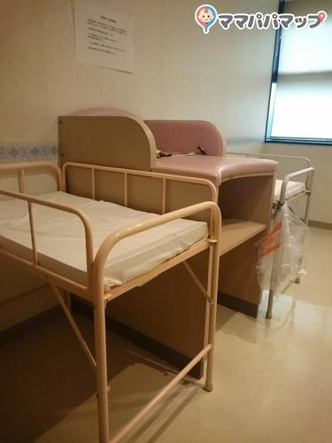 牛久愛和総合病院(A棟2階小児科)