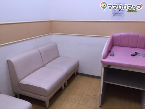イオン橋本店(3階 赤ちゃん休憩室)