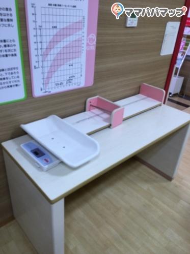 イオン葛西店(3階 赤ちゃん休憩室)