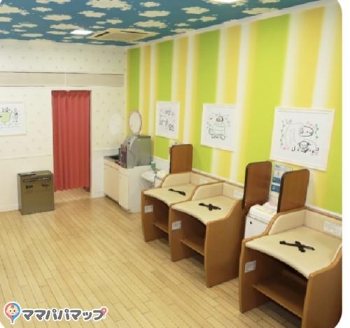 東戸塚西武6Fベビー休憩室(6F)