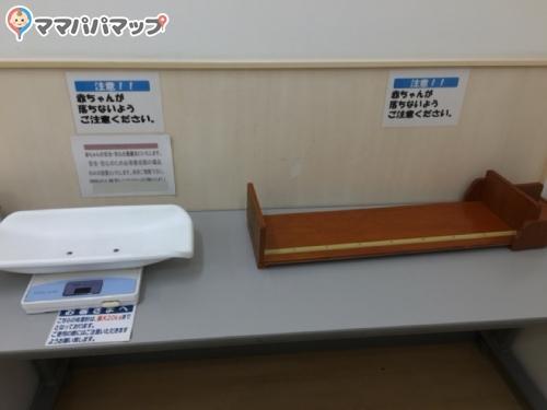 イオン春日井店(3階 赤ちゃん休憩室)
