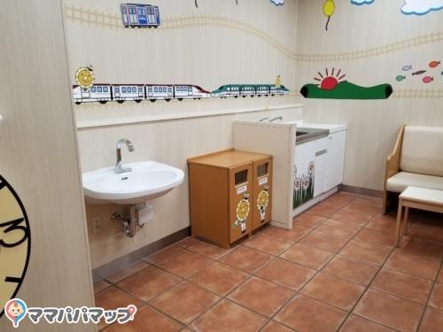 仙台駅 在来線(2F)