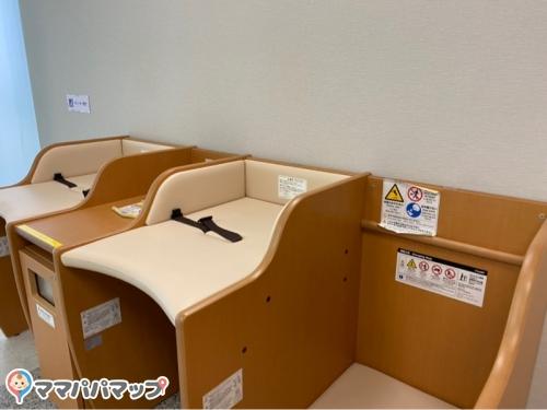 アジア太平洋トレードセンター(4F 自販機横ベビールーム)
