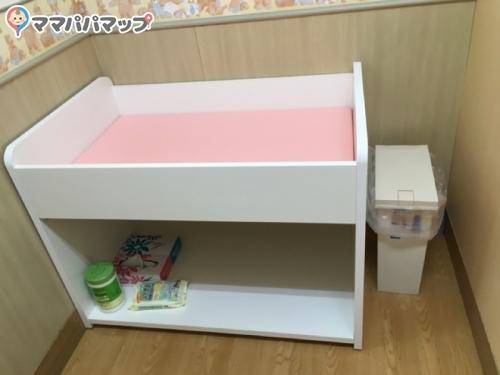 西松屋コーナンジェームス山店(2F)