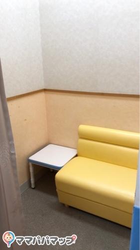 イオン柳津店(3階 ベビールーム)