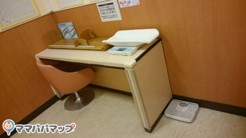 イオン古川店(2階 赤ちゃん休憩室)
