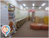イオン喜連瓜破駅前店(3階 赤ちゃん休憩室)