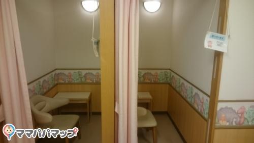 福岡空港 第1ターミナルビル(2階 搭乗待合室内)