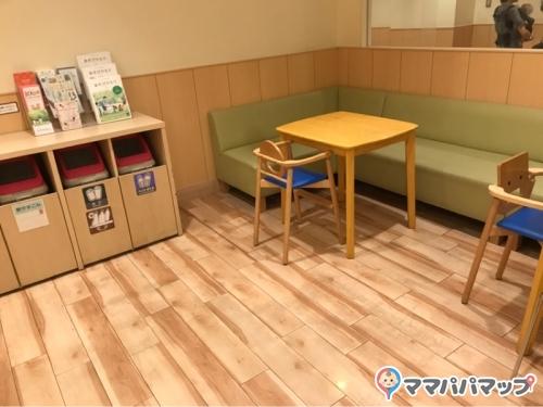 セレオ八王子店(7階 ベビー休憩室)